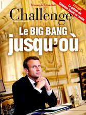 CHALLENGES n°525 du 14.6.2017**MACRON le BIG BANG*BORSALINO**GOLDMAN SACHS*T.MAY