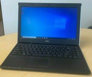 """Dell Laptop Latitude 3330 1.8Ghz 8/12GB RAM SSD HDD Win 10 pro Webcam 13.3"""" WIFI"""