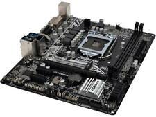 ASRock B250M-HDV LGA 1151 Intel B250 SATA 6Gb/s Micro ATX Motherboards - Intel