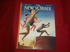 1994 JULY 11 NEW YORKER MAGAZINE FRONT COVER ONLY - GREAT ART FOR FRAMING