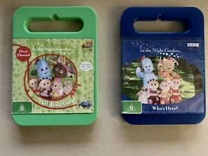 In the Night Garden - Who's Here? (DVD, 2008) All Together DVD 2007 Free Pos
