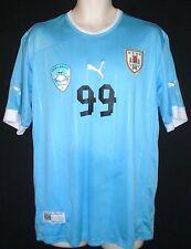 Uruguay National Team Soccer Jersey(Jaiba Brava Tampico Madero) #99 Size Medium