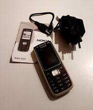 Nokia 1650  in grau-schwarz komplett