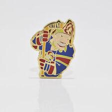 "KHL Jokerit ""Helsinki"" (Talisman) pin, badge, lapel, hockey"