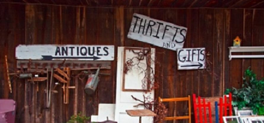Thrifts & Gifts