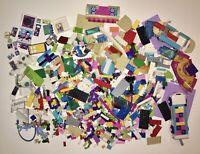 Over 3lb Pounds Of LEGO FRIENDS LEGOS PIECES BULK LOT PARTS & PIECES