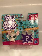 My Little Pet Shop 2-101 Zoe House Mouse 2-100 Guisey Pigson New