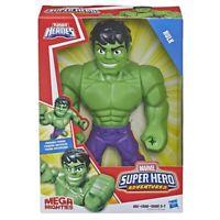 Mega Mighties MARVEL Super Hero Adventures HULK Poseable Figure **NEW**