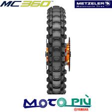 GOMMA POSTERIORE ENDURO METZELER MC360 120/100-18 68M MID SOFT DOT 2018