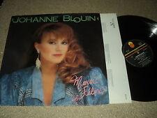 """@ JOHANNE BLOUIN 33 TOURS LP 12 """" FRANCE MERCI FELIX (LECLERC)"""