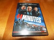 44 MINUTES The North Hollywood Bank Shoot-Out Michael Madsen LAPD AK-47 DVD
