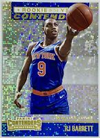 2019-2020 Panini Contenders Rj Barrett Sparkle Prizm Rookie Rc New York Knicks