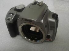 Nice Canon EOS XT 350D 8MP Digital SLR Camera Body - Silver