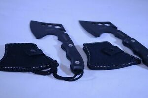 High Quality Twin Sharp CK Throwing Axe Multifunctional Outdoor Tools AU