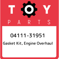 04111-31951 Toyota Gasket kit, engine overhaul 0411131951, New Genuine OEM Part