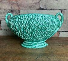 Sylvac Vase Planter in Green