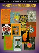 The Art of the Fillmore : The Poster Series, 1966-1971 by Gayle Lemke (1998,...
