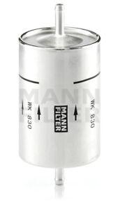 Fuel Filter MANN-FILTER WK830