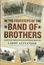 In the Footsteps of the Band of Brothers HB Signed by Compton, Malarkey & more!