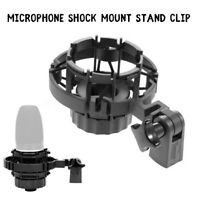 For AKG H-85 C3000 C2000 C4000 C414 Microphone Shock Mount Stand Clip !