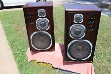 Yamaha NS 1000M Speakers Audiophile Legend RARE Ebony Veneer