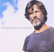 KRIS KRISTOFFERSON ( NEW SEALED CD ) VERY BEST OF / GREATEST HITS COLLECTION