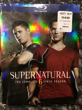 Supernatural: The Complete Sixth 6 Season [New Blu-ray]
