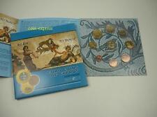 *** EURO KMS ZYPERN 2009 BU Kursmünzensatz Cyprus Coin Set 2 x 2 € Münzen ***
