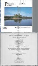 CD--G.E.N.E.--FLUTING PARADISE1992