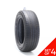 Set Of 4 Used 23560r18 Michelin Latitude Tour Hp 103h 632 Fits 23560r18