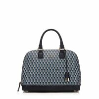 SAC GUESS COLLECTION JET SET LOGO ALL OVER BLEU STYLE ALMA