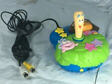 Dora The Explorer Plug and Play Jakks Pacific 2005 TV Video Game System Fs EUC