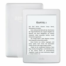 "Kindle Paperwhite eBookReader 4 GB WLAN Weiss Reader Modell 2015 """"NEU&OVP"""""