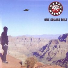 Happy Martyr - One Square Mile (2012)  CD  NEW/SEALED  SPEEDYPOST