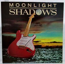 THE SHADOWS - Moonlight Shadows .. 1986 Uk Polydor Lp