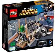 New LEGO® DC Super Heroes Batman vs Superman 76044 Clash of the Heroes !!!