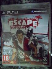 Escape Dead Island PS3 Nuevo acción shooter en castellano Playable in english