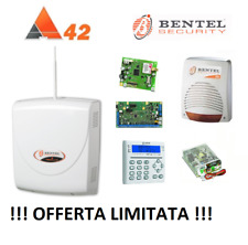 BENTEL SECURITY ABSOLUTA 42 ZONE! ABS-42 + GSM + SIRENA + TASTIERA KIT MEDIO