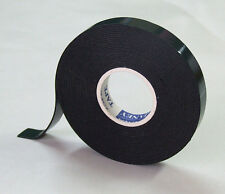 STRONG BLACK DOUBLE SIDED SELF-ADHESIVE TAPE FOAM 15mm x 1mm x 5m