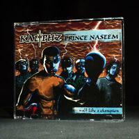 Kaliphz - Cuenta con Prince Naseem - Walk Like a Champion - CD de Música EP