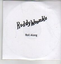 (CP952) Roddy Woomble, Roll Along - 2011 DJ CD