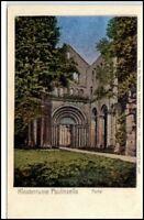 PAULINZELLA b. Rottenbach Thüringen Kloster AK um 1900