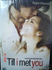 Tagalog/Filipino Movie: TILL I MET YOU  DVD