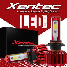 XENTEC H4 HB2 9003 LED Headlight Kit High low beams 120W 12000lm Bulb HID 6000K