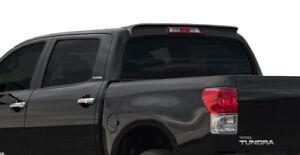 KBD Body Kits Premier Polyurethane Roof Wing Spoiler Fits Toyota Tundra 07-12