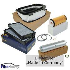 BMW X5 X6 E70 E71 xDrive 30d/40d 245PS & 306PS Inspektionspaket Filterset