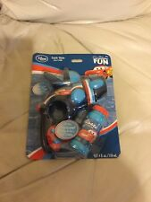 DISNEY CARS SUMMERTIME FUN BUBBLE BLASTER (NIP)