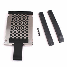 NEW Hard Drive Caddy with Rails for Thinkpad T410 T420 T510 T520 T530 W510
