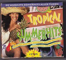 CD : Tropical Summerhits (3Cd Box)
