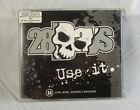28 Days - Use It - Australia - CD Single